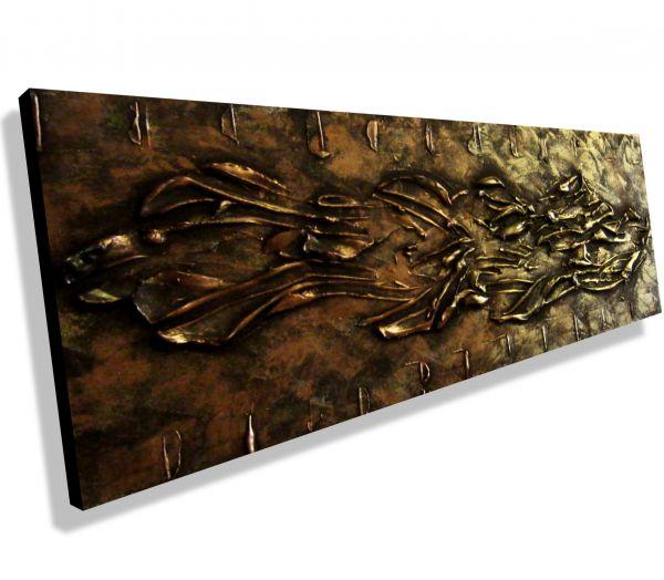 Atelier-MK1-Art-Melanie-Kuntz-Trier-XXL-Kunst-handgemalt-Strukturbild-Leichtstrukturpaste-Acrylfarben-Acrylbilder-Leinwand-moderne-abstrakte-zeitgenössische-Malerei-Originale-Unikate-Bilder-direkt-vom-Künstler-online-kaufen-Galerie-Shop-bronze-gold-glänze