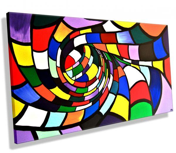 Psychedelic-Crazy-Colours-Colour-Helix-Atelier-MK1-Art-Melanie-Kuntz-Trier-XXL-Kunst-handgemalt-viele-bunte-Farben-Acrylfarben-Acrylbilder-Leinwand-moderne-abstrakte-zeitgenössische-Malerei-Originale-Unikate-Bilder-direkt-vom-Künstler-online-kaufen-Galeri