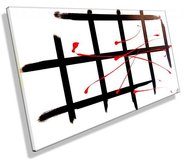 Wartezimmer-Atelier-MK1-Art-Melanie-Kuntz-Trier-XXL-Kunst-handgemalt-viele-bunte-Farben-Acrylfarben-Acrylbilder-Leinwand-moderne-abstrakte-zeitgenössische-Malerei-Originale-Unikate-Bilder-direkt-vom-Künstler-online-kaufen-Galerie-Shop-schwarz-weiß-caros-q