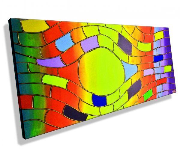Crazy-Colours-Colour-Helix-Atelier-MK1-Art-Melanie-Kuntz-Trier-XXL-Kunst-handgemalt-viele-bunte-Farben-Acrylfarben-Acrylbilder-Leinwand-moderne-abstrakte-zeitgenössische-Malerei-Originale-Unikate-Bilder-direkt-vom-Künstler-online-kaufen-Galerie-Shop--neon